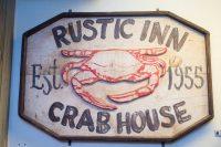 Rustic Inn Sign